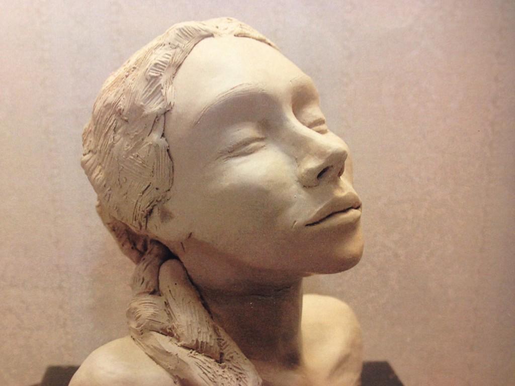 Förlaga skulptur